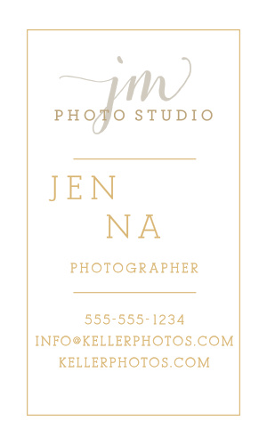 Upload your own professional logo to the Custom Logo Foil Business Cards.
