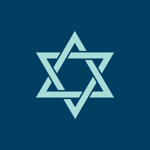 Traditions Bar Mitzvah Stickers are a fantastic addition to any order: featuring a beautiful Star of David.