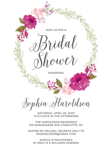 lovely cheap bridal is z shower p invitations silhouette paperstyle bin