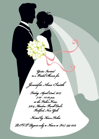Bride and Groom is the main image with the elegant text on the dress. The bride and groom portrays the love shared between bride and groom.