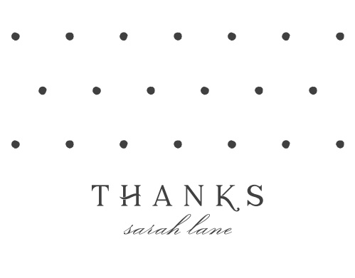 Simple Sweet Thank You Cards are just what their name implies!