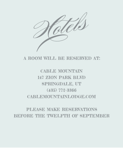 Recommend only the best local hotels to your guests with our stunning Prim & Proper Accommodation Cards.