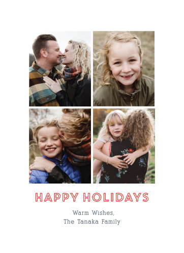 Make sure you share your story this holiday season with the Our Story Photo Holiday Cards.
