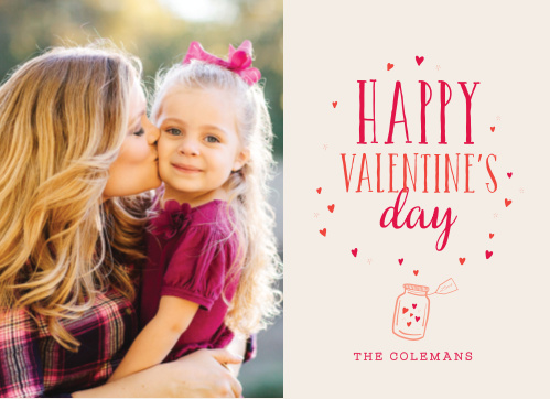 Warm your loved ones hearts with these incredibly charming V-day cards!
