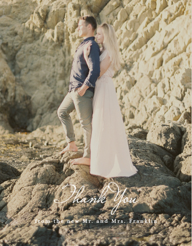 Our Charming Twig Wedding Thank You Cards are a gorgeous choice for sending your gratitude to family and friends for attending your special day!