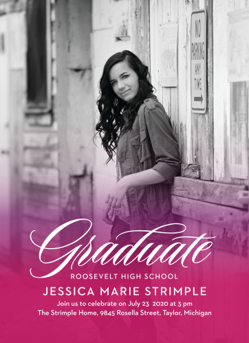 2018 graduation announcements invitations for high school and college thrilling transitions graduation invitations filmwisefo