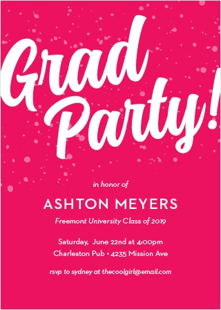 2018 graduation announcements invitations for high school and college artistic accomplishments graduation invitations filmwisefo