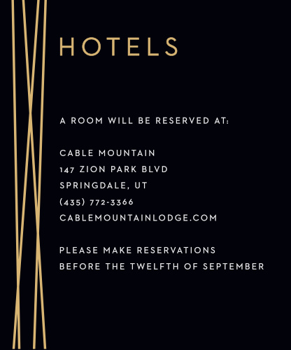 Recommend only the best local hotels to your guests with our stunning Cross Over Accommodation Cards.