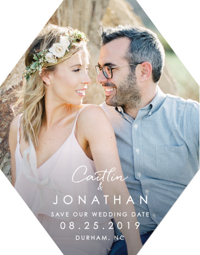 Guarantee that your guests mark their calendars well in advance with our gorgeous Ocean Watercolor Save-the-Date Cards.
