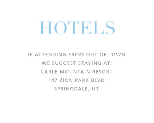 Recommend only the best local hotels to your guests with our stunning Bold Mitzvah Bar Mitzvah Lodging Cards.