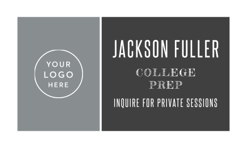 Upload your logo business cards design your cards instantly online school tutor logo business cards colourmoves