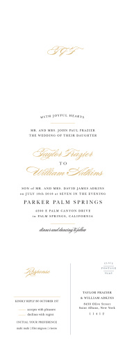Our brand new Seal-and-Sends make planning your perfect wedding simpler than ever.