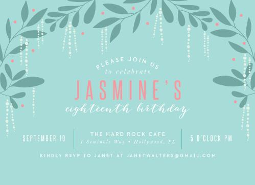 Milestone birthday birthday events secret garden milestone birthday party invitations filmwisefo