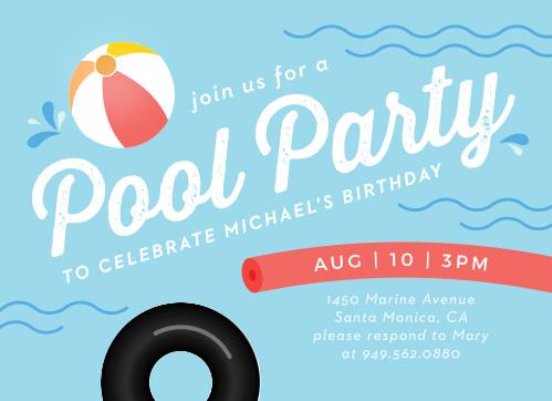kids birthday invitations kids birthday party invites basic invite