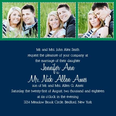 Dotted Devotion Wedding Invitations