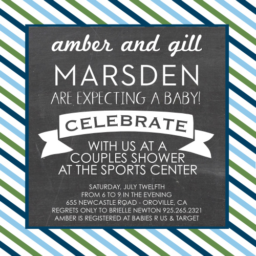 Baby announcements and baby shower invitations by basicinvite couples celebrate baby shower invitations filmwisefo