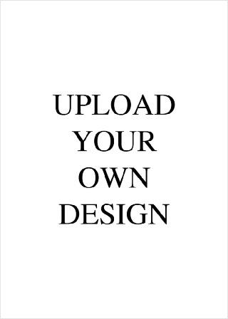 Upload Your Own Design 5x7 Portrait Wedding Invitation
