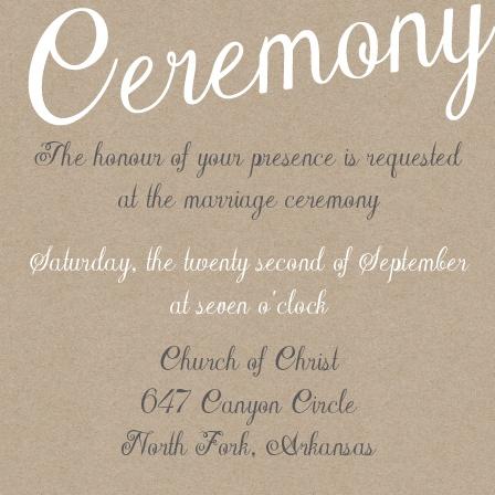 The Elegant Kraft Ceremony Cards