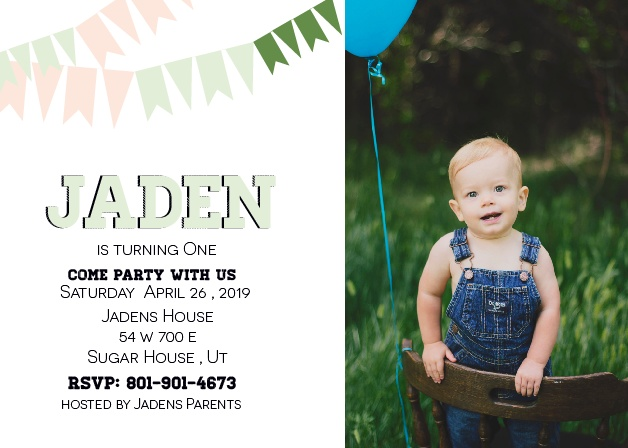 First birthday invitations 40 off super cute designs basic invite banner birthday first birthday invitations filmwisefo