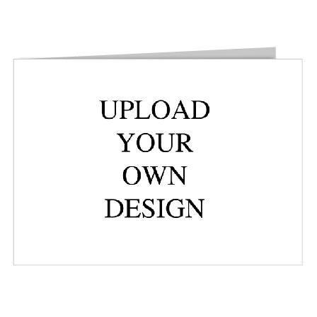 Upload your own design and let us print it for you.