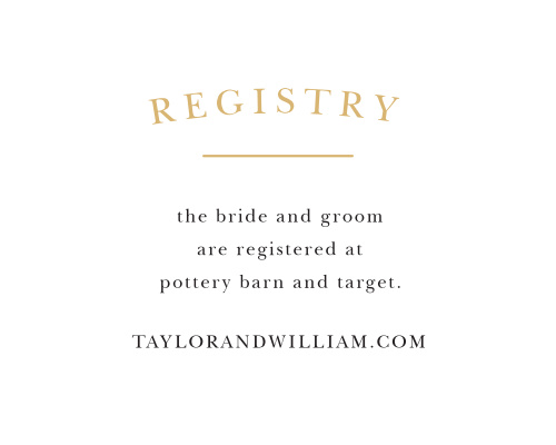 It may be a minor detail, but your registry is still an important one!