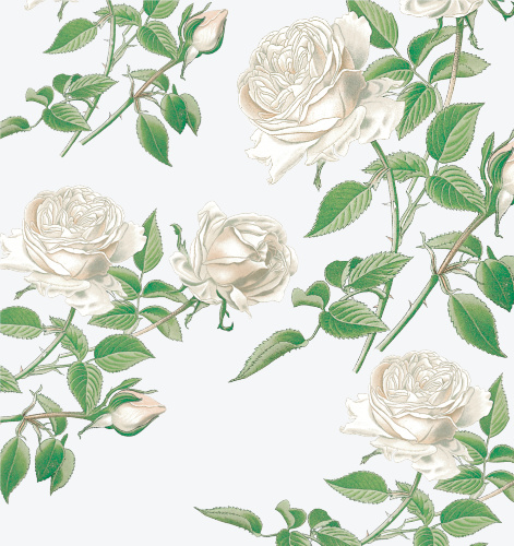 Add a touch of elegance to The Vintage Roses Envelope Liner! With customizable colors, you can make sure it matches your invitation perfectly!