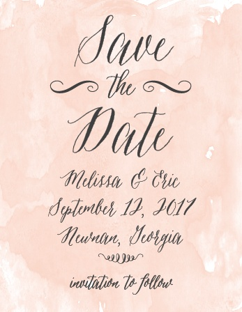 Make save the date cards online free in Australia
