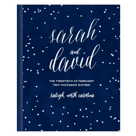 Under the Stars Guest Book