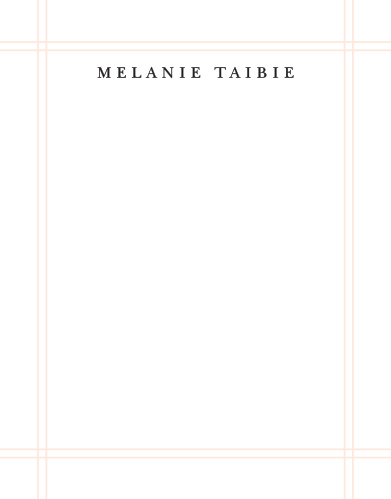 Create your elegant letterhead with the Simple Frame Business Stationery.