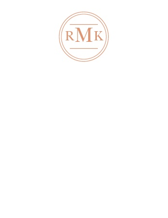 Turn your initials into your letterhead with the Circle Monogram Foil Business Stationery.