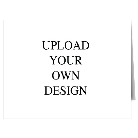 Upload Your Own Landscape Baby Shower Thank You Cards